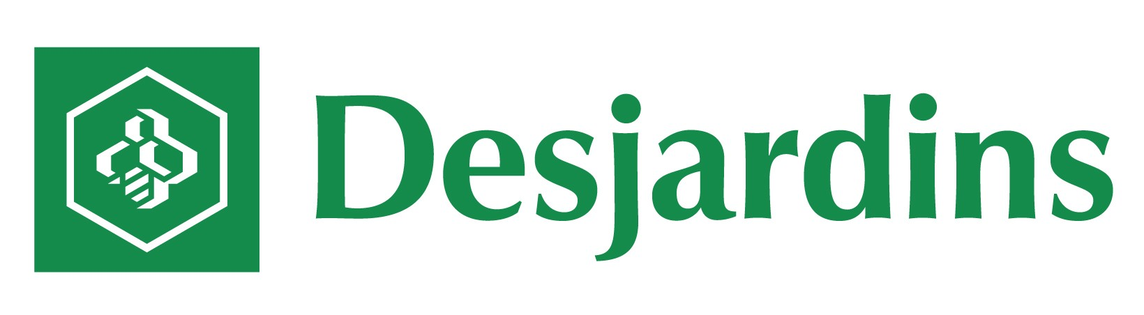 Image result for logo of desjardins