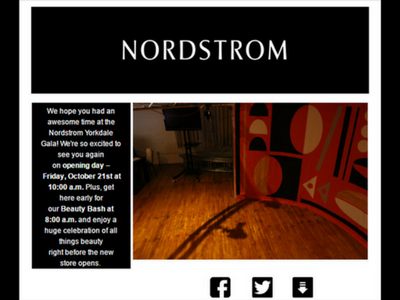 Nostrom – New store launch