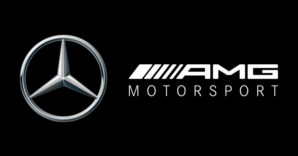 Mercedes AMG Motorsport Logo FB 1